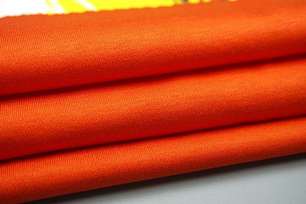 80支丝光棉面料价格-针织丝光平纹布双面布珠地布定做-百事3